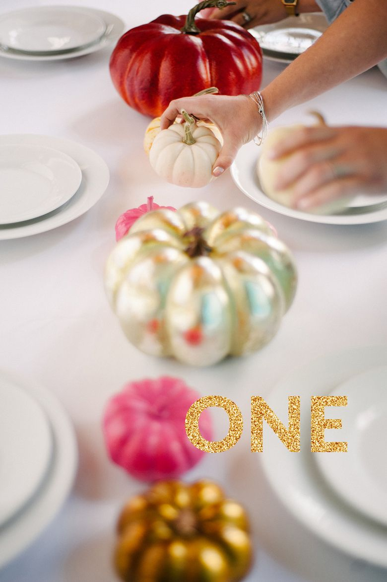 How to nonfloral centerpiece for fall practical wedding budget
