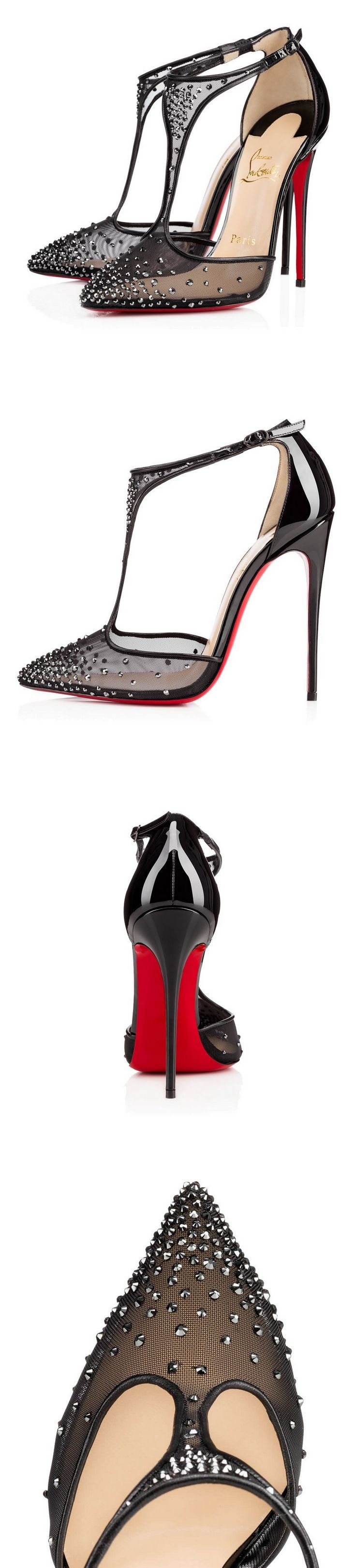louboutin evening