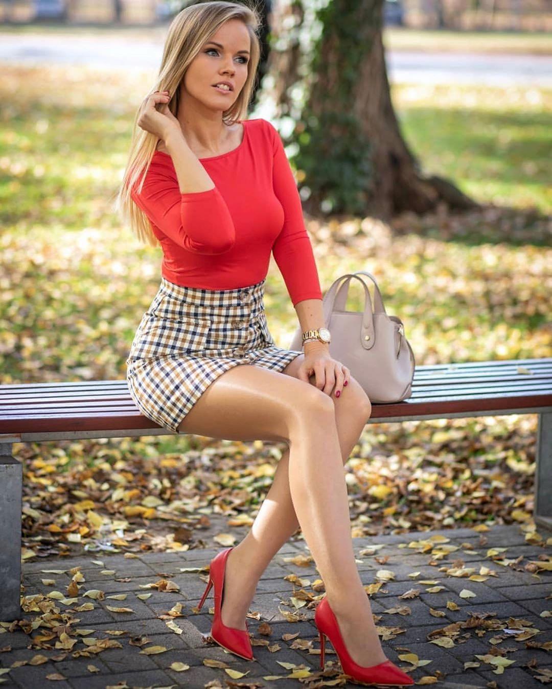 Celine Farach Sexy Adidas (8 Photos) | #The Fappening