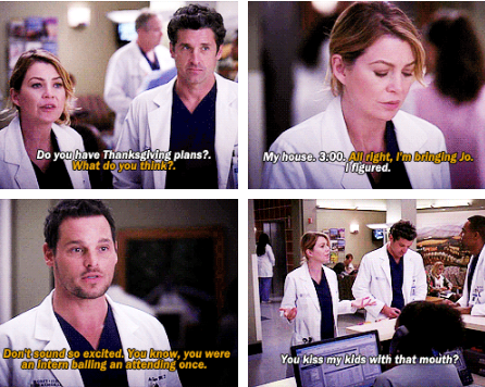 meredith and alex | My Greys Addiction❤ | Pinterest | Anatomía de ...