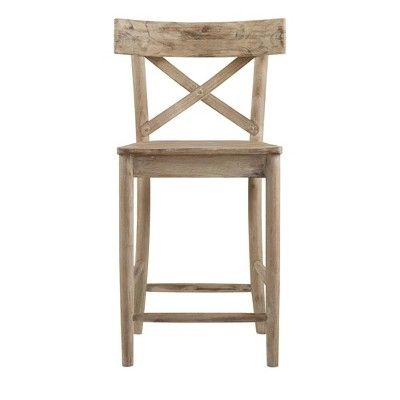 1pc Keaton Counter Height Stool Beach Picket House Furnishings