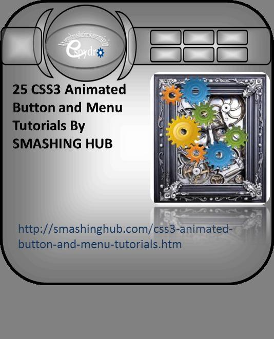 25 CSS# Animated Button by Smashing Hub http://www.espydro.com/BLOGimages/blogsLinksPage.html