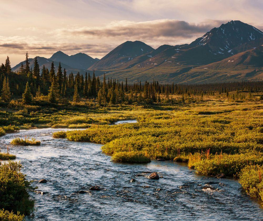 The 10 Most Beautiful Towns in Alaska Alaska, Denali