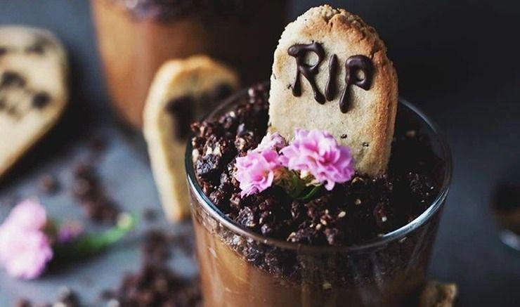 20 Vegan Halloween Treat Recipes That Are So Delicious, It\u0027s Scary - halloween treat ideas