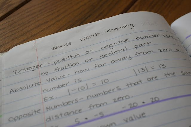 """ISN: label vocab. """"Words Worth Knowing"""" and other pages to start"""