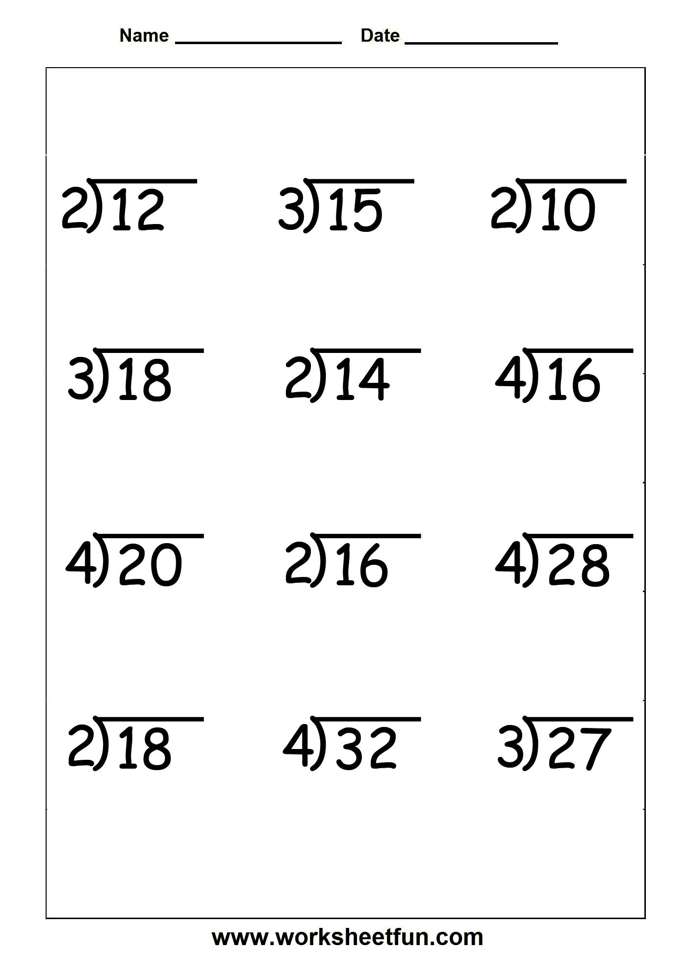 Division - 9 Worksheets   Printable math worksheets [ 1989 x 1405 Pixel ]