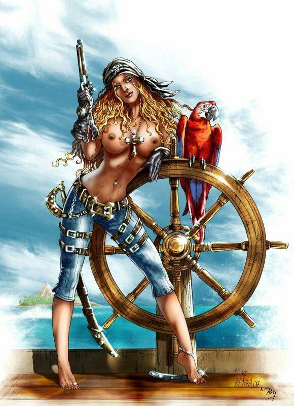 Maruschka Detmers Nude In La Pirate Topless, Tits, Pussy, Leg