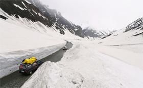 Srinagar-Leh highway reopens after six months