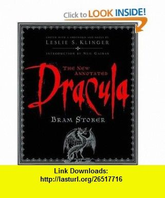 The new annotated dracula 9780393064506 bram stoker leslie s the new annotated dracula 9780393064506 bram stoker leslie s klinger neil fandeluxe Image collections