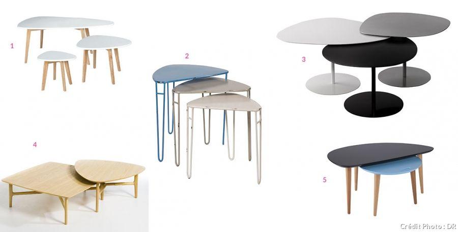 20 Tables Basses Gigognes A Partir De 59 99 Table Basse Gigogne Table Basse Table Basse Conforama