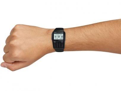 3cd2b016fe4 Relógio Masculino Casio Data Bank DBC 32 Digital - com Cronômetro e  Calendário com as melhores
