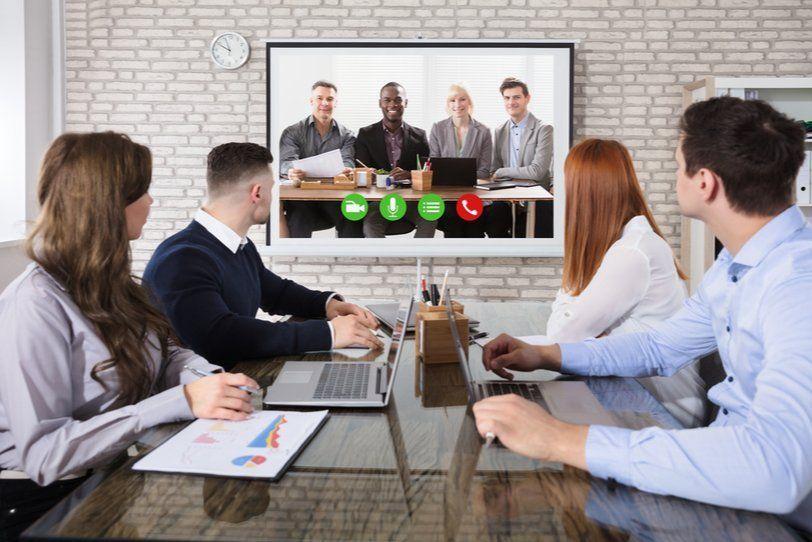 7 Best Virtual Meeting Platforms for Enterprises | Bleuwire | Business  meeting, Enterprise, Meet