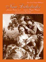 Neue Liebeslieder Walzer, Op. 65 (Book)