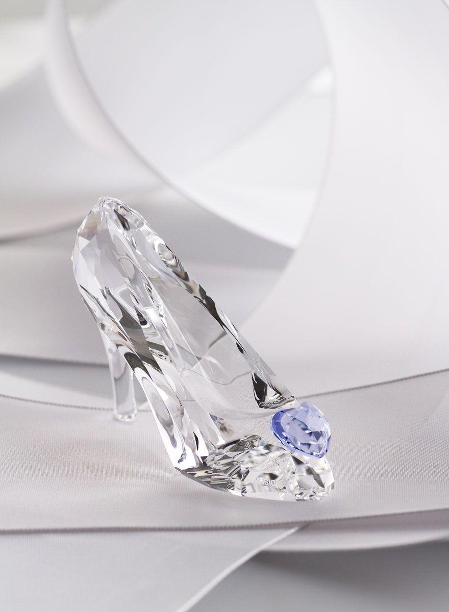 b8383a6d0 Swarovski Disney Cinderella's Slipper | Love this | Swarovski ...