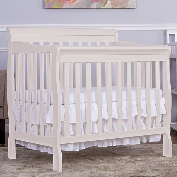 6 Best Pine Cribs Of 2020 Easy Home Concepts Home Cribs Bed Frame Mattress