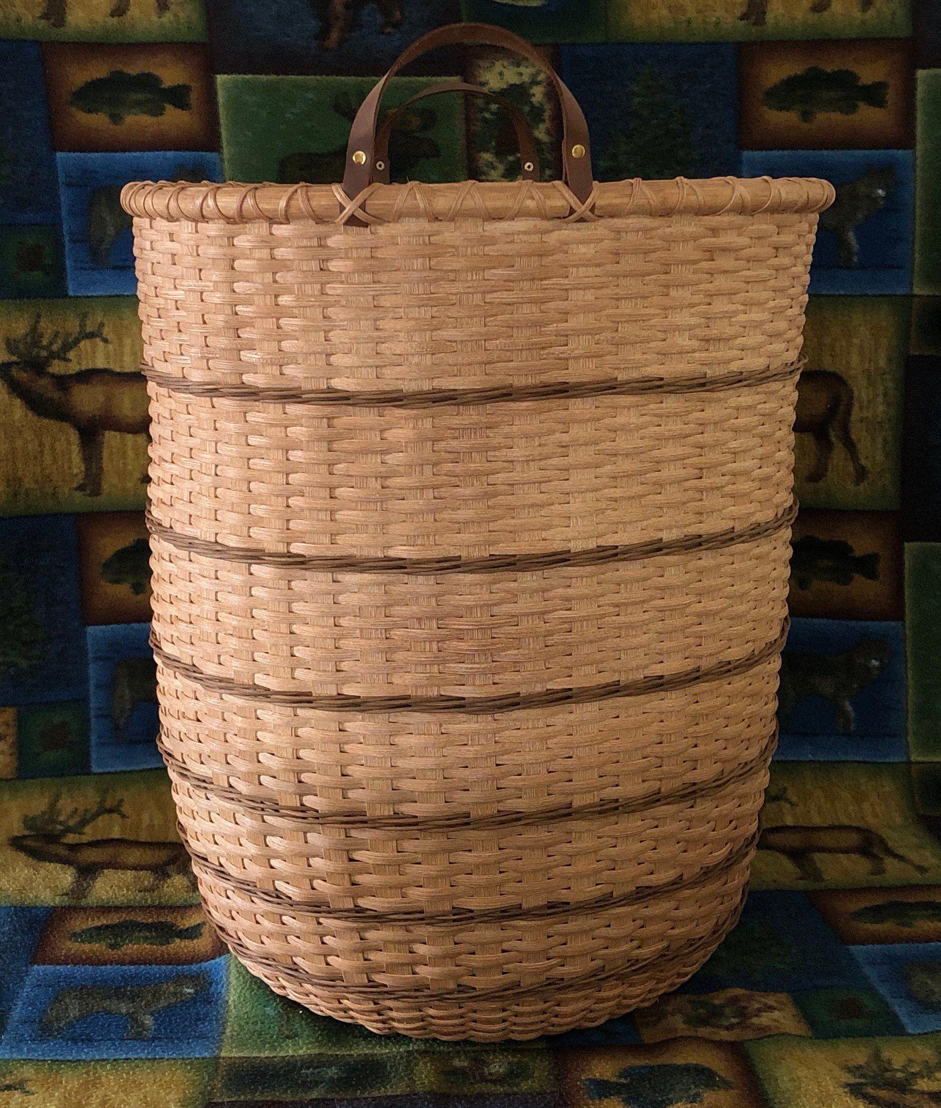 Laundry Hamper Basket | Laundry hamper, Hamper basket ...