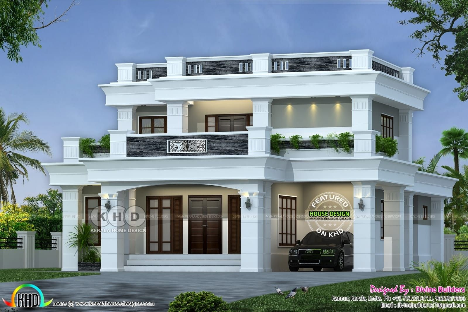 House front design my home modern family plans also pin by anthony jose on ma elevation in pinterest rh