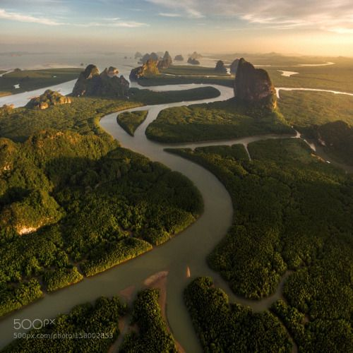 Seen the Unseen Phang-Nga Thailand by popumon  island mangrove Thailand Seen the Unseen Phang-Nga Seen the Unseen Phang-Nga Thailand popumon