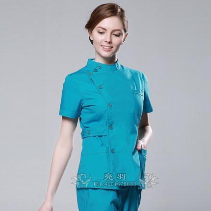 Turquoise Ladies Tunics Nurse Care Assistant Vets Uniforms