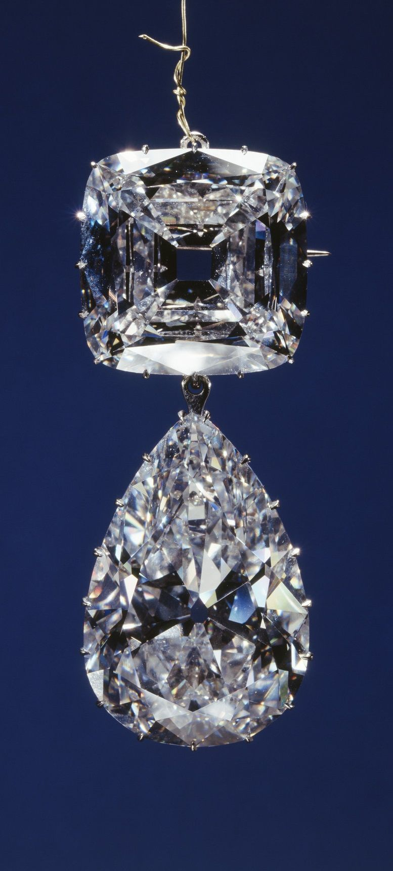 JOSEPH ASSCHER AND CO. Cullinan III and IV brooch, 1908
