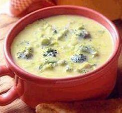 Weight Watchers Recipes - Broccoli Cheese Chowder