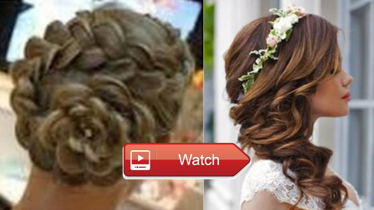 Cute And Creative Everyday Bun Hairstyles Medium Long Hair Part Cute