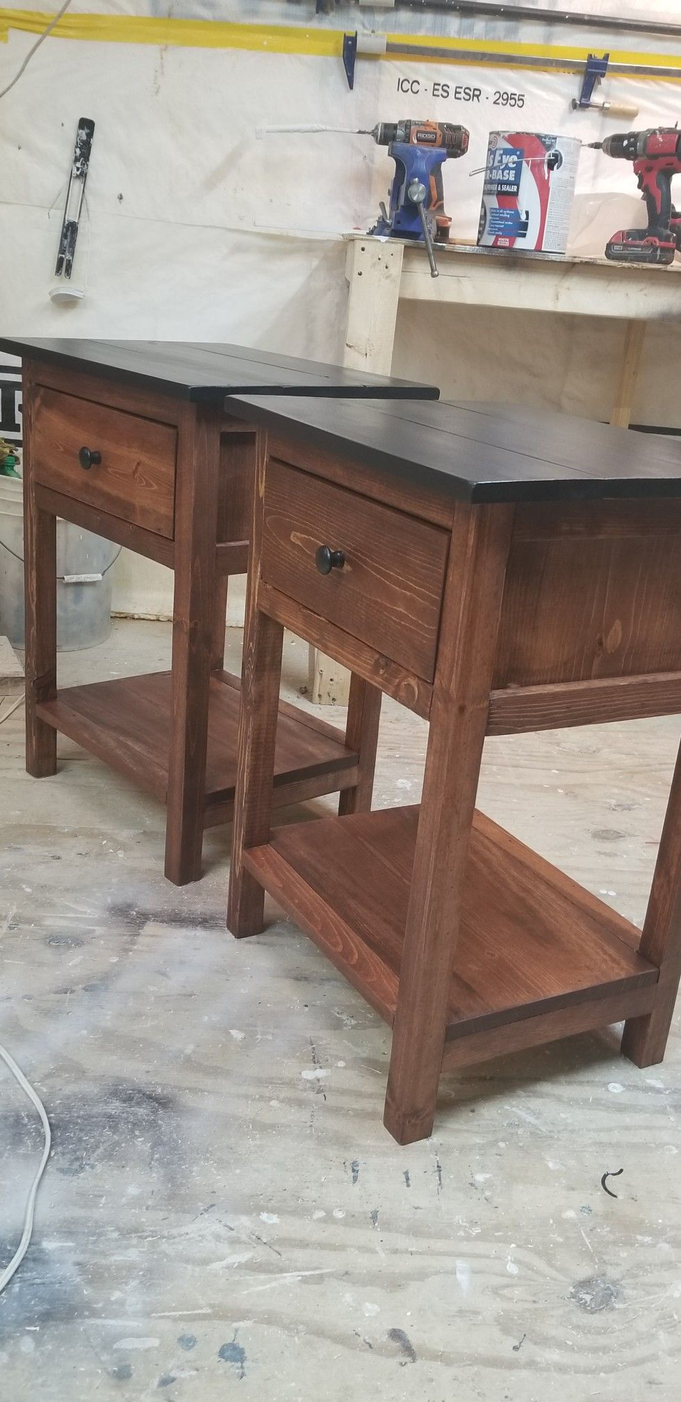 Farmhouse Night Stands