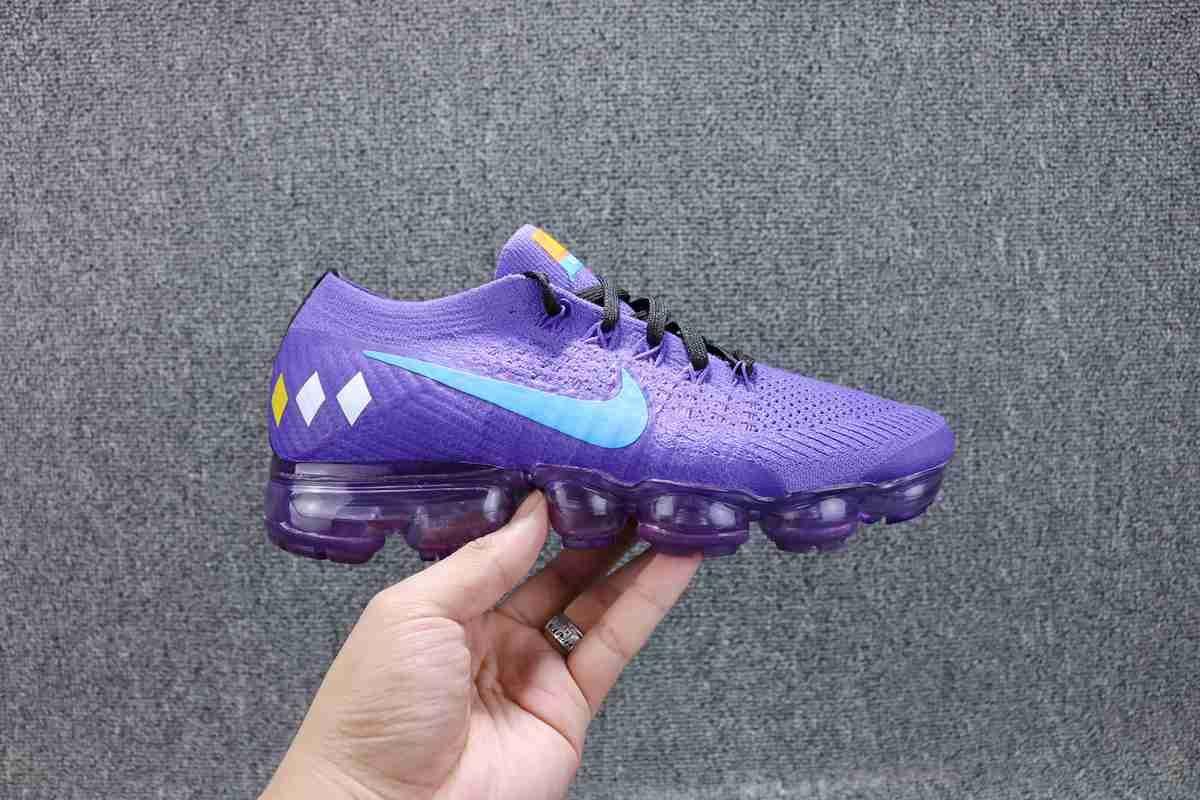 e00ea58e27f7e Nike Air VaporMax 2018 2.0 Flyknit Beerus Purple Water Moonlight ...