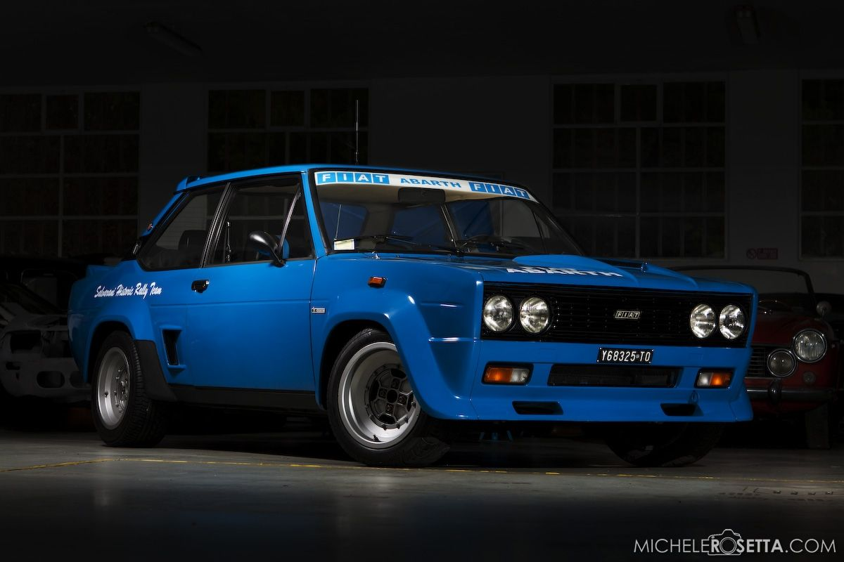 Fiat Abarth 131 Rally Stradale Fiat Cars Fiat Abarth Fiat