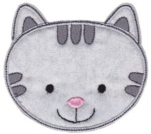 Bunnycup Embroidery | Cute Animal Faces Applique 6