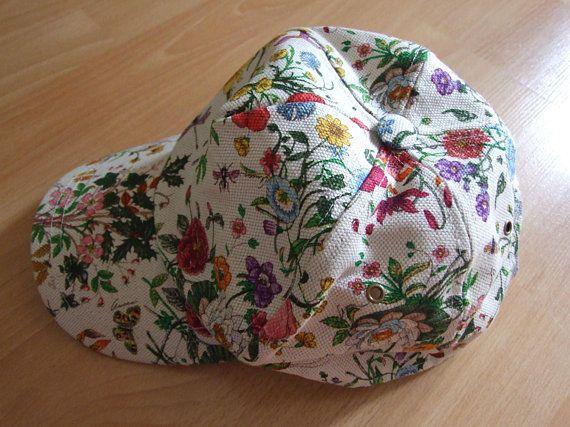 e4e0f31824ccf Vintage Authentic Gucci Hat Cap