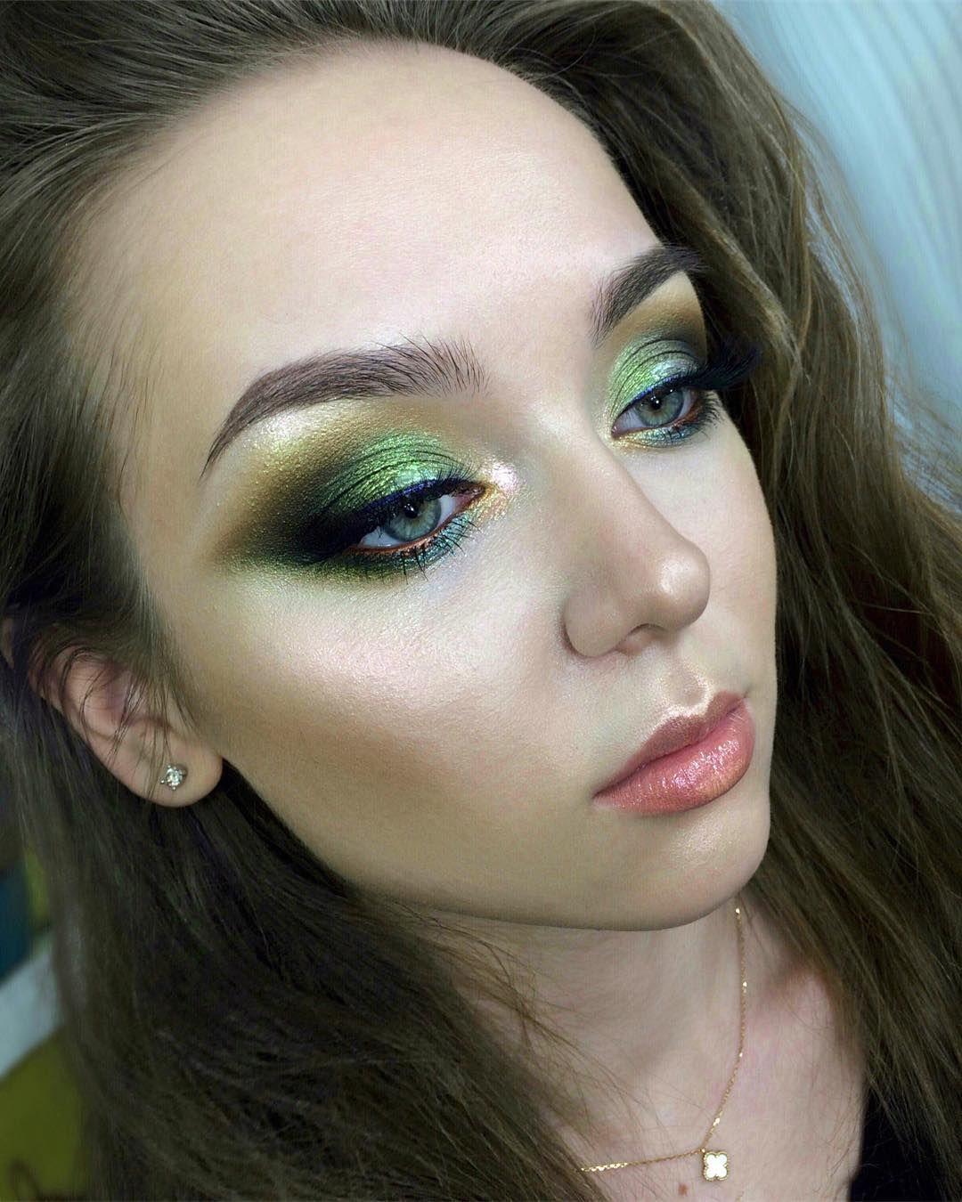 fairymakeupideas Woodland fairy makeup