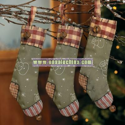 Stocking ornaments