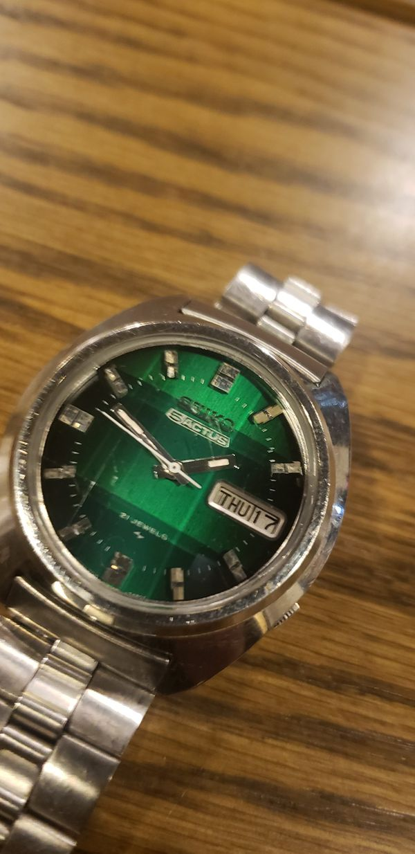 Men's Vintage Seiko 5 Actus watch for Sale in Sunnyvale, CA