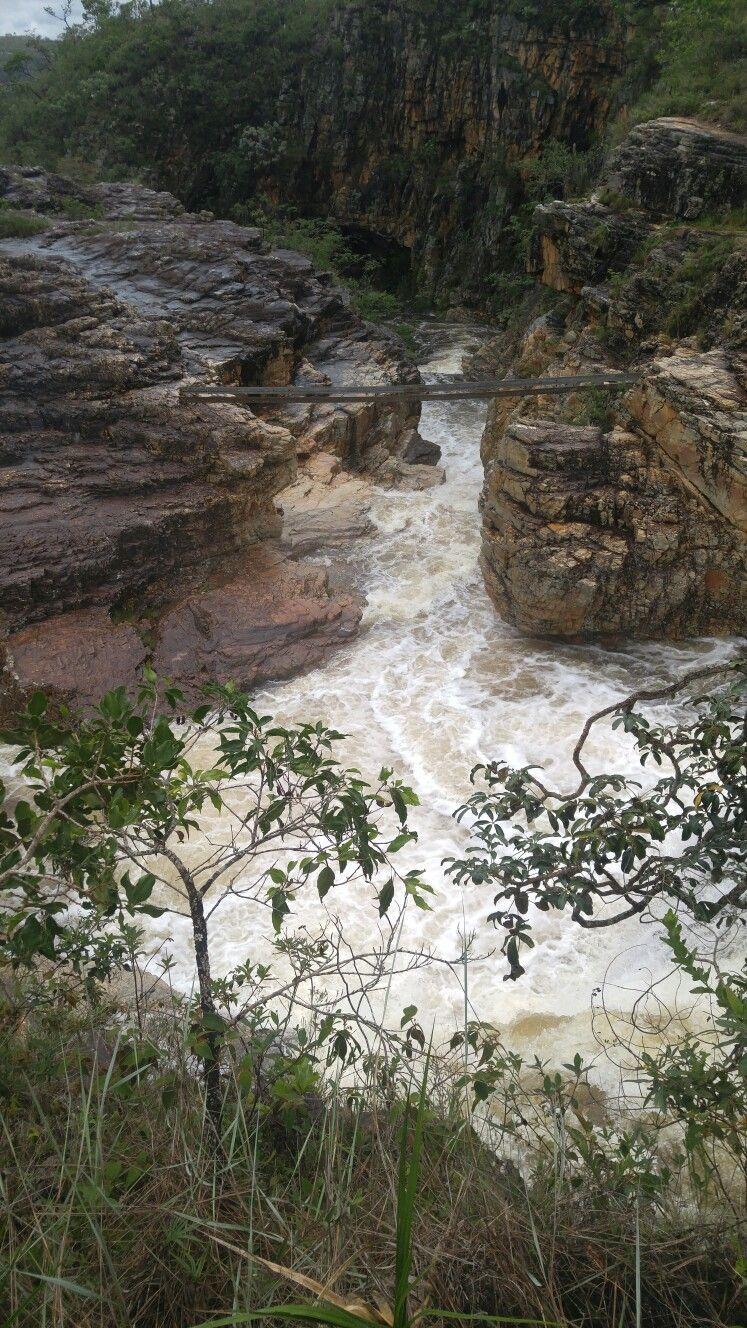 Canyon Furnas - São João Batista da Glória-MG