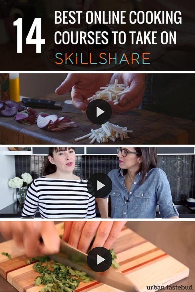 14 Best Online Cooking Classes On Skillshare Online Cooking Online Cooking Classes Cooking Courses