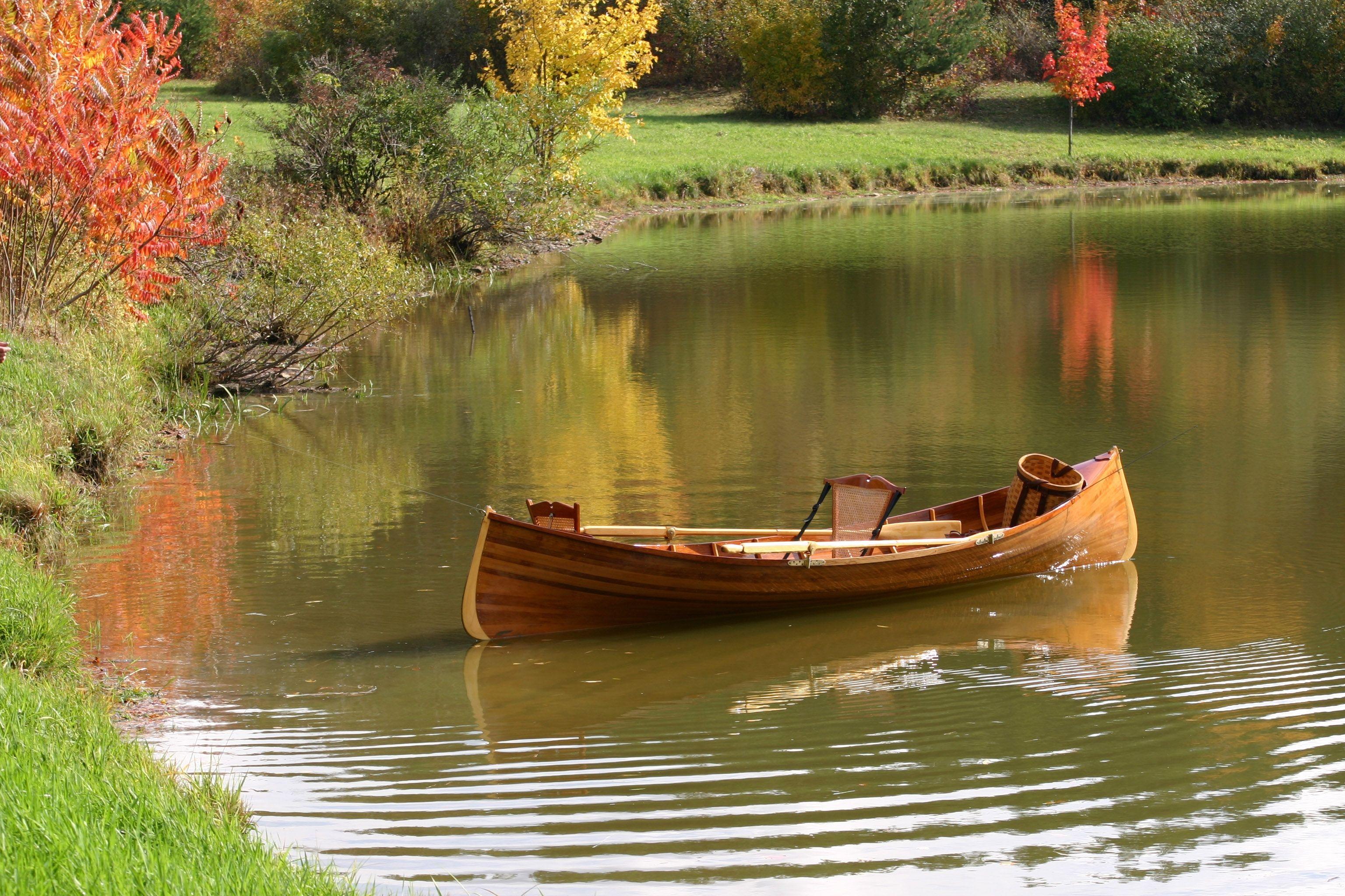Adirondack guide boat balsam pinterest for Guide boat