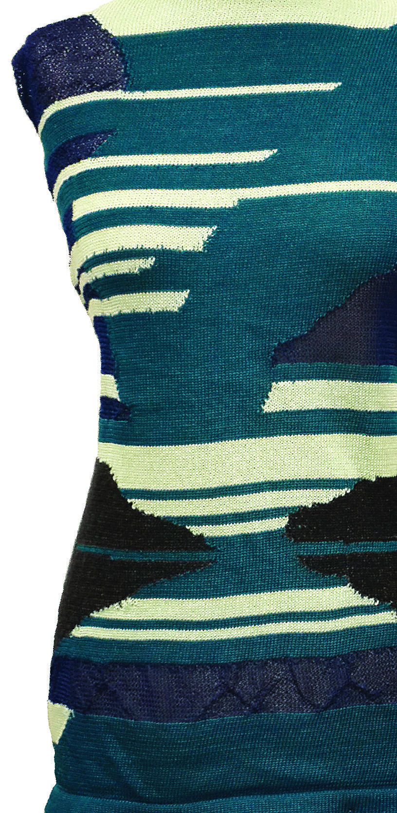 """Stoll body fitted knit - """"Universe"""" collection, Intarsia, https://tanitusha.wix.com/tatiana-elkind"""