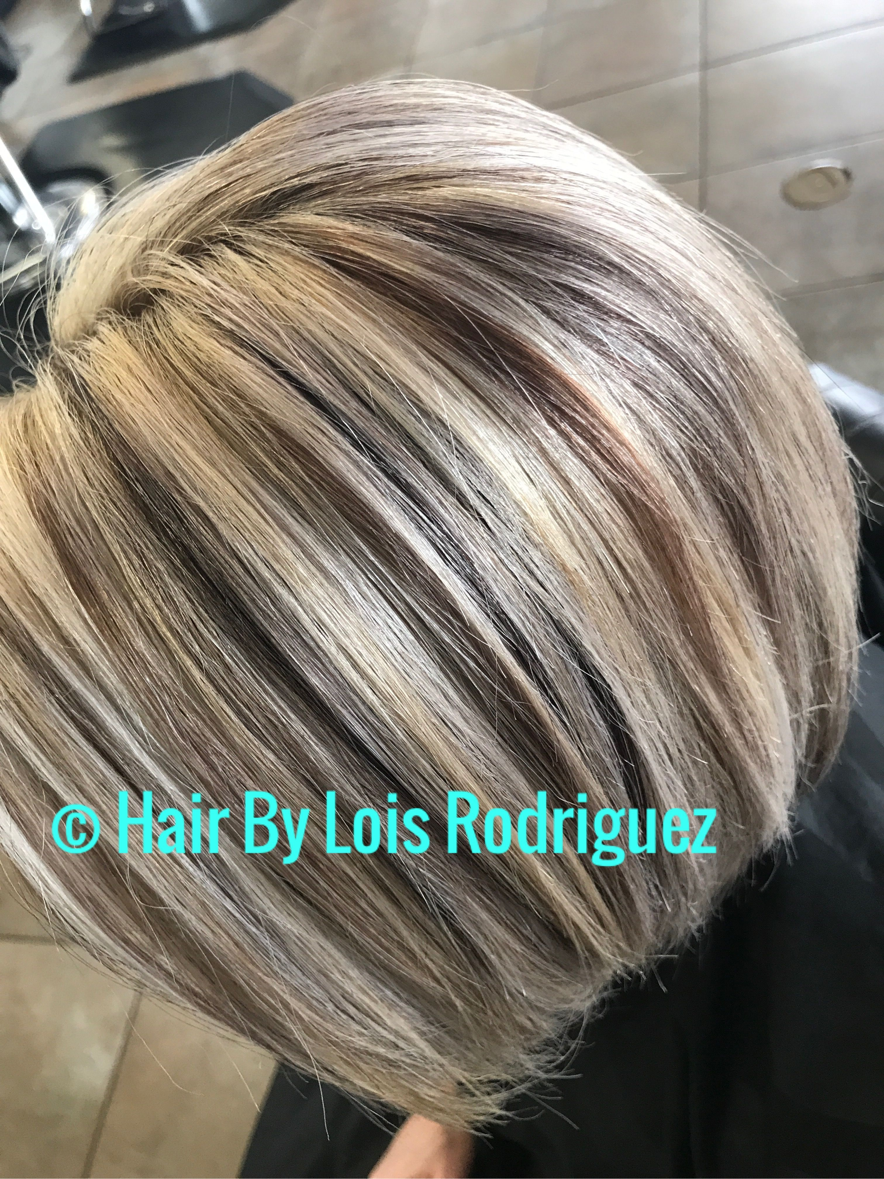 22 Short Hair With Highlights And Lowlights Pics