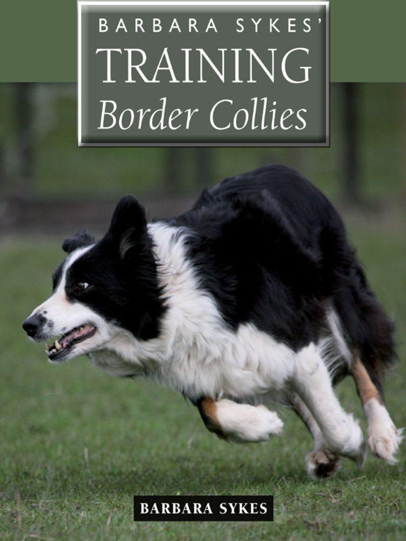 Barbara Sykes Training Border Collies Ebook Border Collie