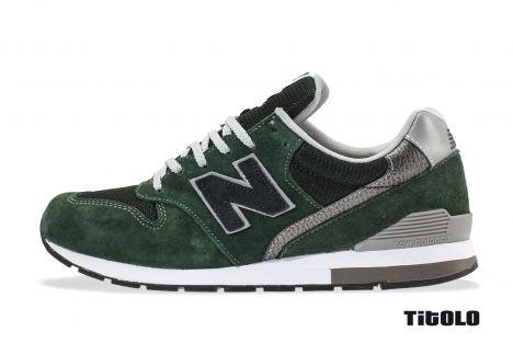 New Balance MRL996BH - Green  Online Shop