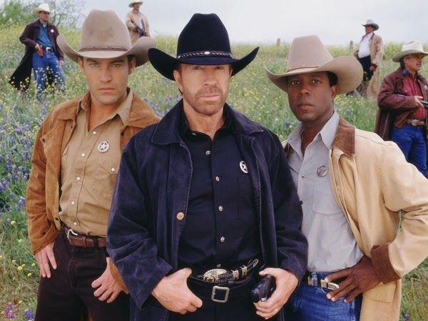 walker texas ranger | Series Inolvidables TV: Walker, Ranger de Texas