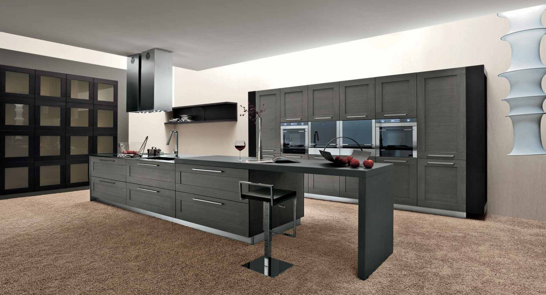 dogma cucina di arrital design collection lartdevivre
