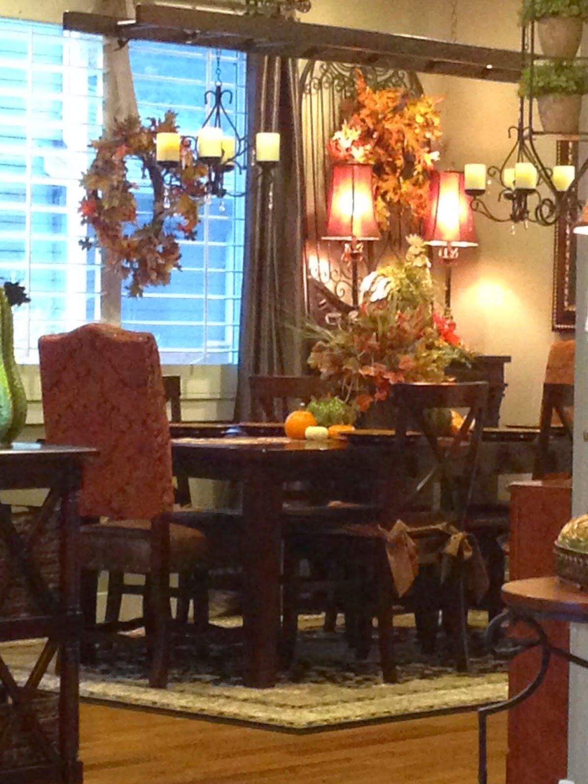 Fall Interior Decorating Ideas 2019 Mediterranean Fall tuscan decor   Savvy Seasons by Liz & The Tuscan Home by Liz