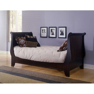 Ligna Furniture Louis Philippe Daybed In Ebony