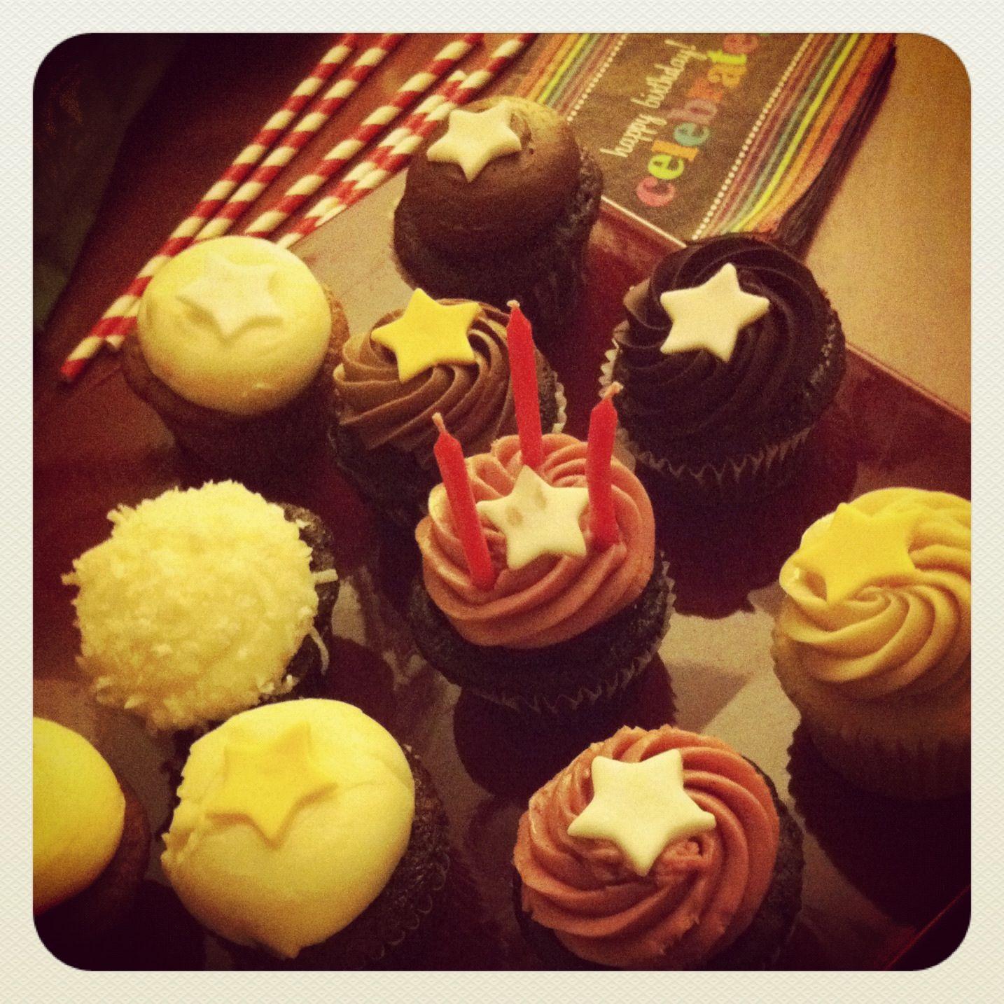 Kara's Cupcakes, Ghirardelli Square