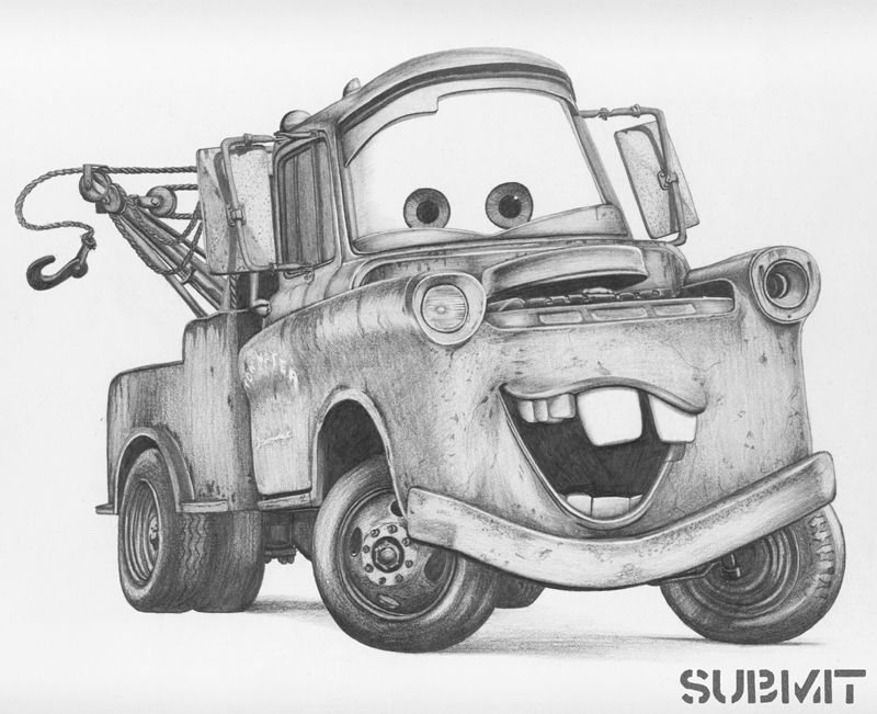 Mater By Yng ©  Cars ()  Pinterest