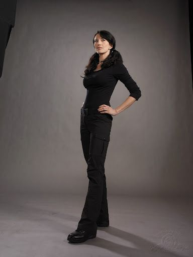 Pin By Aerial On Sg1 Atlantis Claudia Black Stargate Black Picture