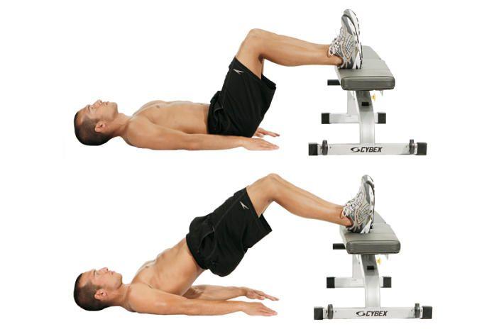 28 effektive Übungen fürs Sixpack | Oberkörper training