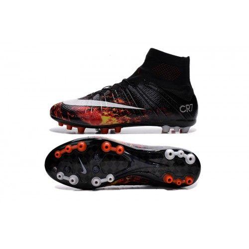 7164be0d9aa0 ... australia nike mercurial superfly cr7 ag scarpe da calcio nero arancia  scarpe da calcio poco prezzo ...